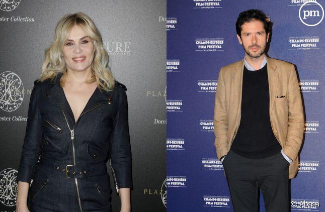 """Emmanuelle Seigner et Melvil Poupaud seront les têtes d'affiche du remake de """"The Fall"""""""