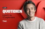 """Yann Barthès gagnera """"pas plus, pas moins"""" sur TF1 que sur Canal+"""