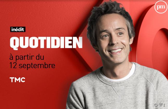 Yann Barthès s'explique enfin sur son arrivée à TF1.