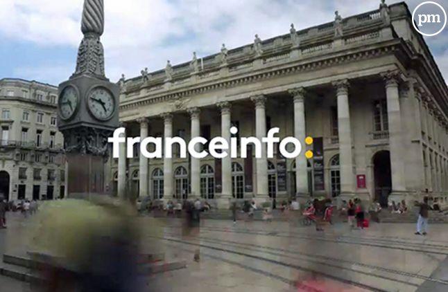 France Info, canal 27 de la TNT.