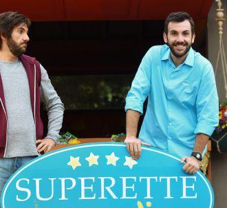 'Camping Paradis' avec deux Laurent Ournac pour le prix d'un