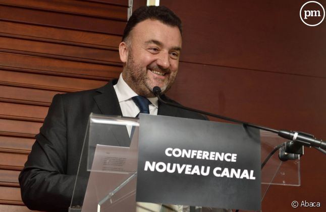Gérald-Brice Viret, directeur des antennes.