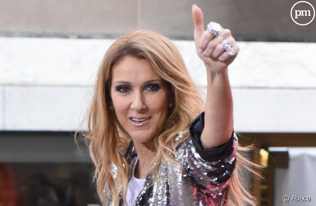 Céline Dion en tête des ventes de disques en France