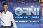 """Bertrand Chameroy : """"OFNI"""" débarque ce soir en direct sur W9"""