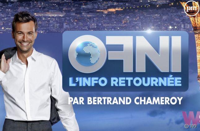 """""""OFNI"""", nouvelle émission de Bertrand Chameroy sur W9"""