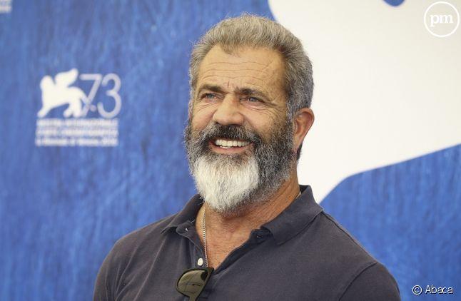 Mel Gibson au Festival du film de Venise