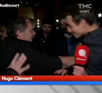Hugo Clément agressé lors d'un meeting de Manuel Valls.