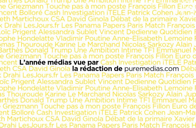 L'année médias de puremedias.com