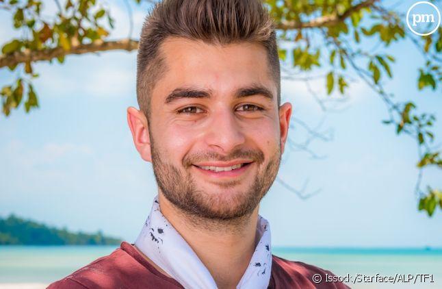 """Benoît, gagnant de """"Koh-Lanta : L'île au trésor"""""""