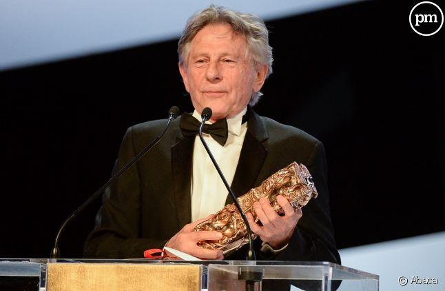 Roman Polanski aux César 2014
