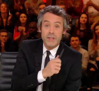 Yann Barthès critique Manuel Valls.