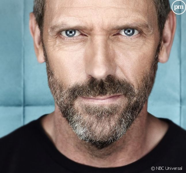 "Hugh Laurie était le ""Dr House"""