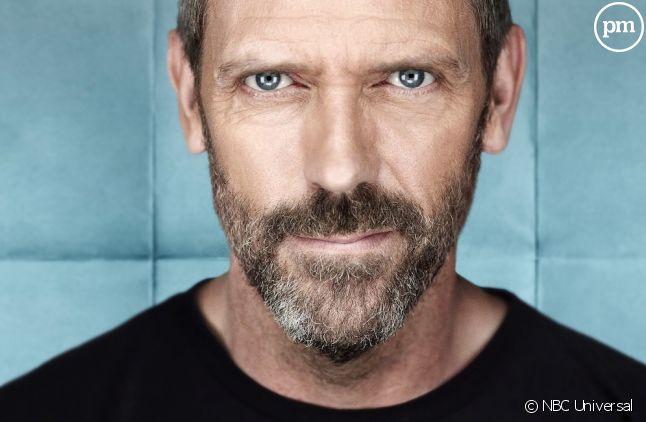 """Hugh Laurie était le """"Dr House"""""""