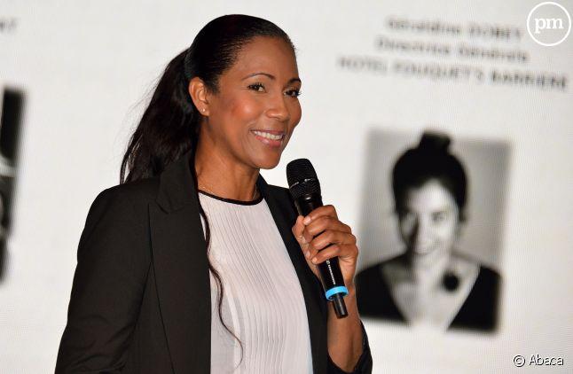 La journaliste Christine Kelly.