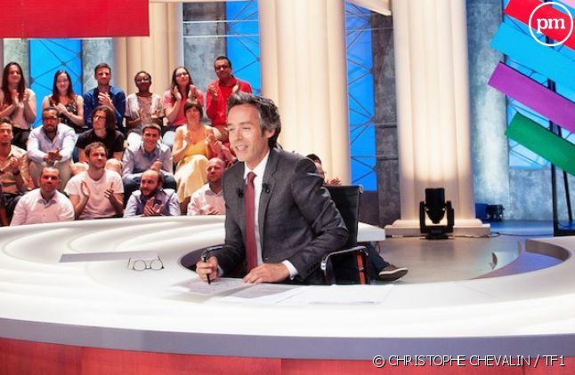 """Yann Barthès absent de """"Quotidien"""" ce jeudi"""