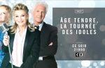 """C8 : """"Âge tendre, la tournée des idoles"""" ce soir en prime"""