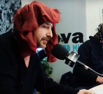 Edouard Baer hacke Virgin Radio.