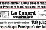 """L'affaire Penelope Fillon booste les ventes du """"Canard Enchaîné"""""""