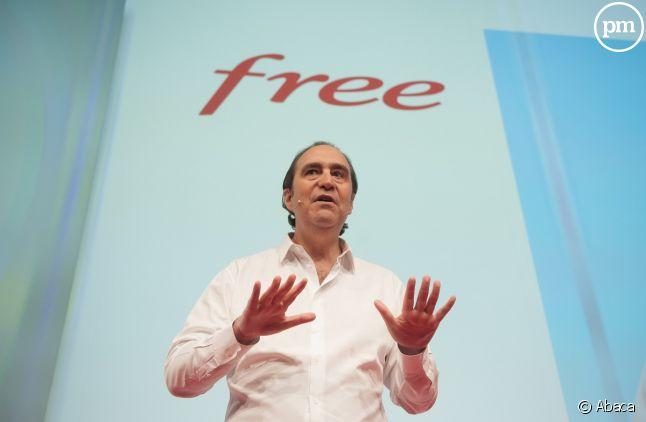 Xavier Niel, patron de Free.