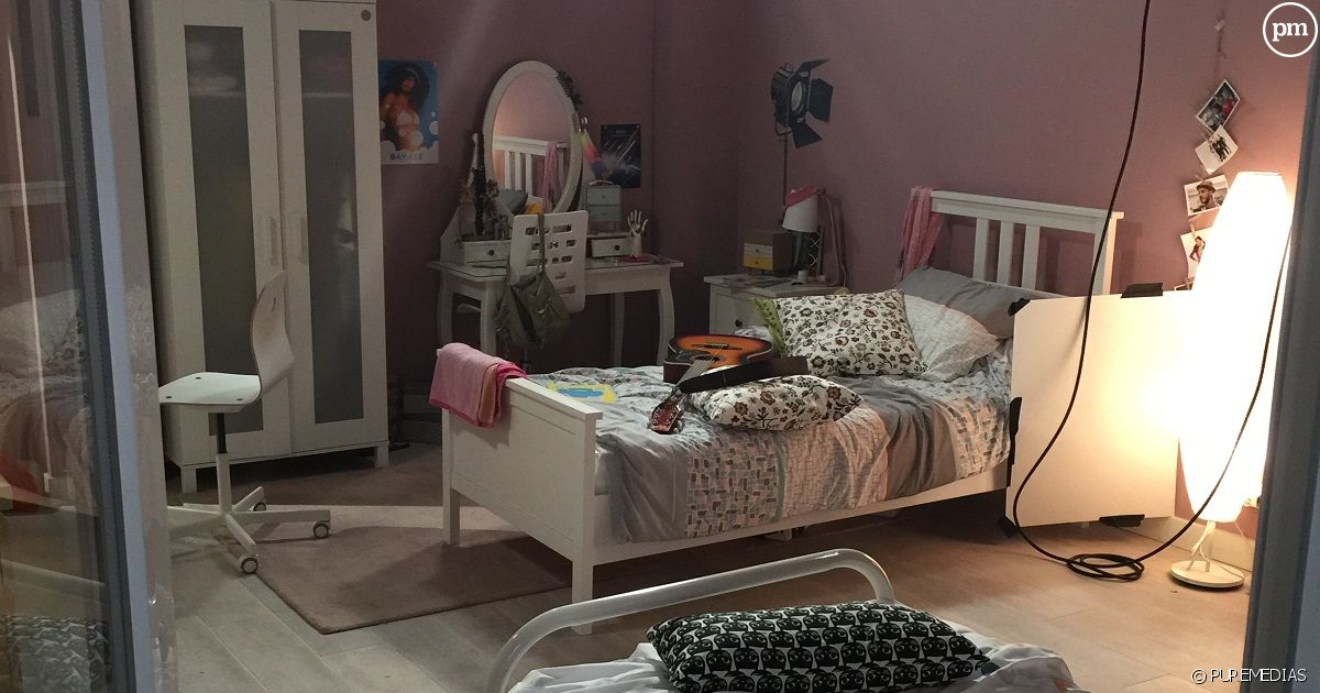 D cor int rieur chambre d 39 adolescente photo puremedias for Programme decoration interieur