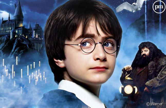 """Daniel Radcliffe dans """"Harry Potter à l'école des sorciers"""""""