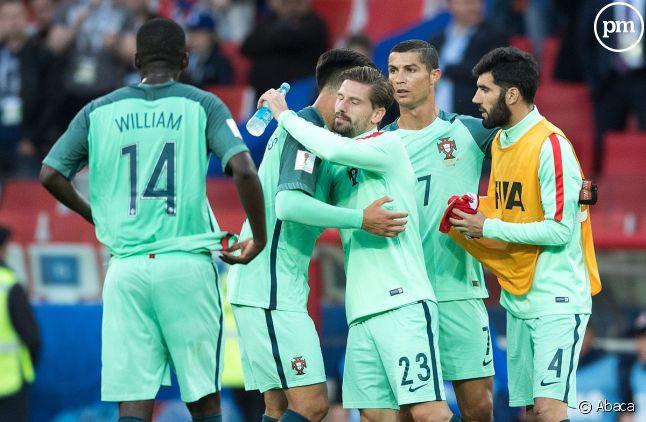 L'équipe du Portugal affrontera ce soir le Chili, en direct sur TMC à 20h.