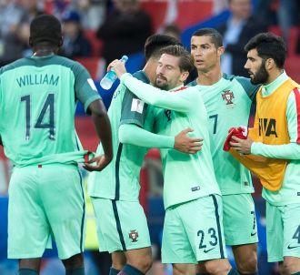 L'équipe du Portugal affrontera ce soir le Chili, en...