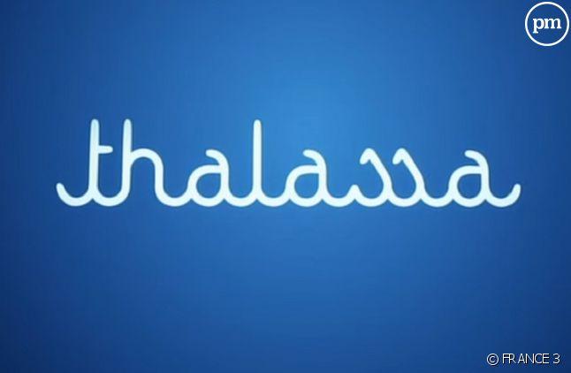 """Logo de """"Thalassa"""""""