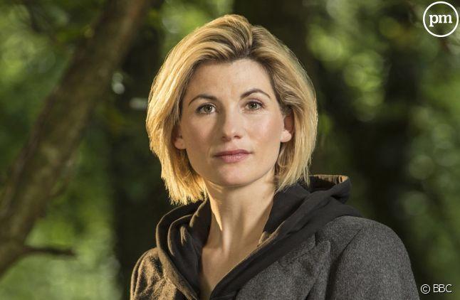 """Jodie Whittaker et le nouveau """"Doctor Who"""""""