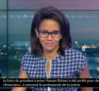 Audrey Pulvar fait ses adieux au journalisme sur CNews