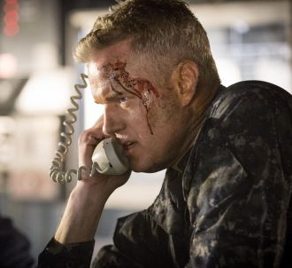 Eric Dane dans la saison 3 de 'The Last Ship'.