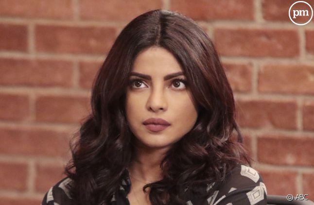 "Priyanka Chopra dans ""Quantico"""