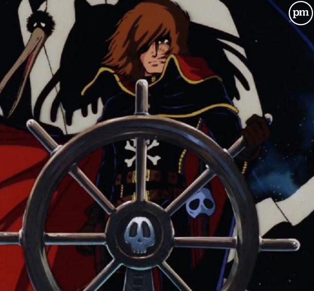 Olivier Van Hoofstadt (Dikkenek) réalisera le film live Captain Harlock (Albator)