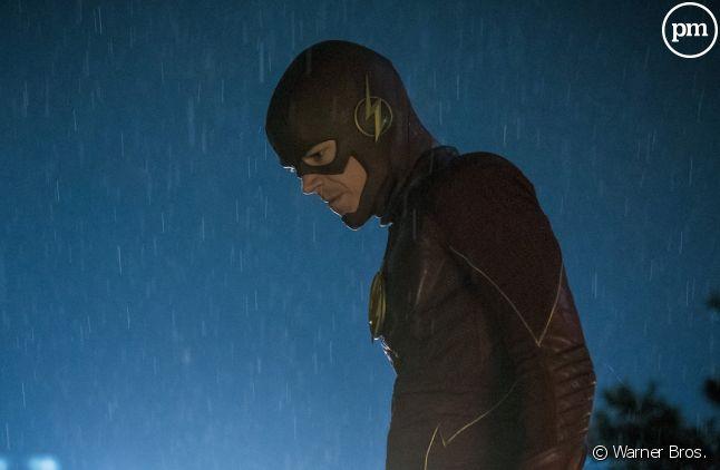 "Grant Gustin dans ""Flash"" saison 3"