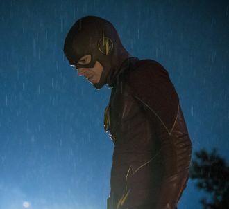 Grant Gustin dans 'Flash' saison 3