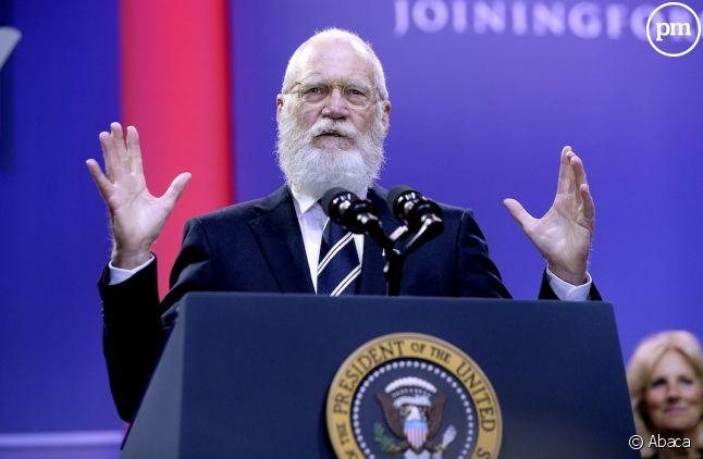 David Letterman bientôt sur Netflix