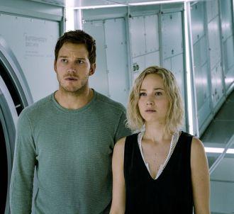 'Passengers' avec Jennifer Lawrence et Chris Pratt
