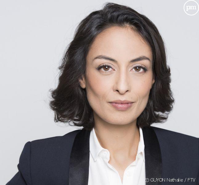 Leïla Kaddour-Boudadi est la nouvelle joker de Laurent Delahousse