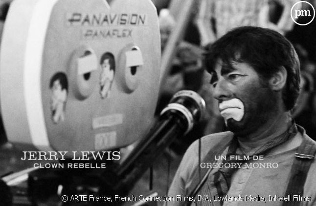 """Jerry Lewis, clown rebelle"""