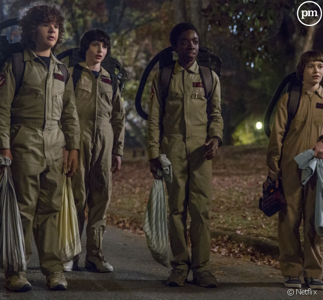 La saison 3 se confirme — Stranger Things