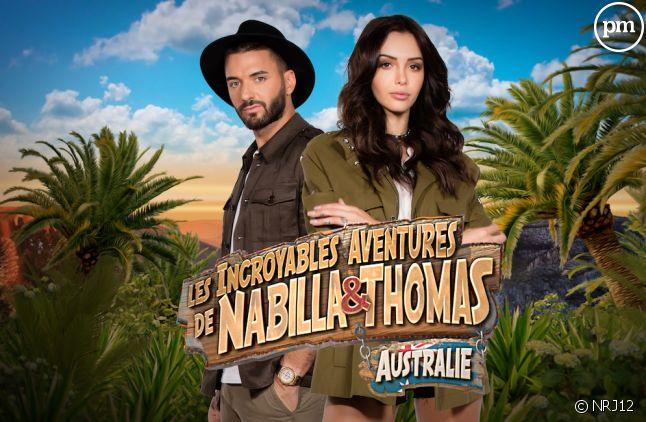 """""""Les incroyables aventures de Nabilla et Thomas"""""""