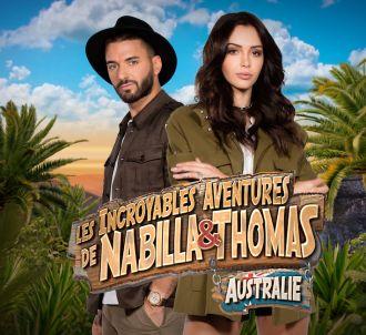 'Les incroyables aventures de Nabilla et Thomas'