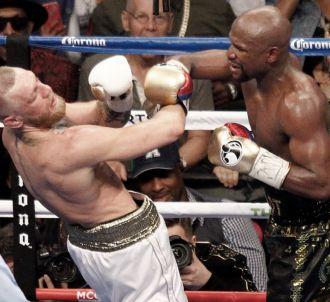 Floyd Mayweather bat à la boxe Conor McGregor.