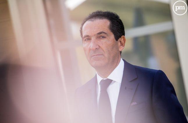 Patrick Drahi, PDG d'Altice.