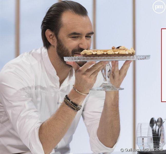 """Cyril Lignac dans """"Les rois du gâteau"""""""