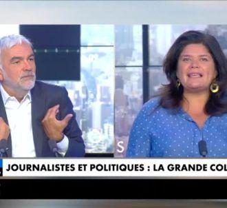 Tensions sur le plateau de CNews entre Raquel Garrido,...