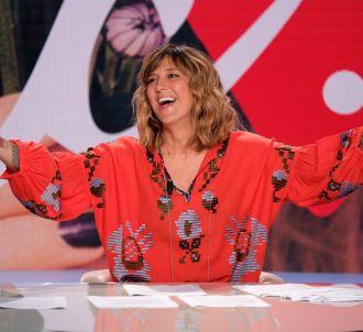 Daphné Bürki présente 'Je t'aime, etc.' sur France 2.