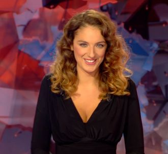 Camille Lavabre, la Miss météo de 'L'info du vrai'.