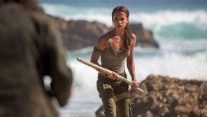 "Bande-annonce de ""Tomb Raider"" : Alicia Vikander succède à Angelina Jolie"