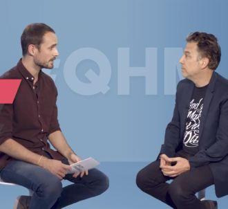 Philippe Vandel invité de #QHM